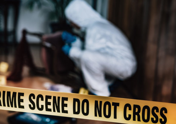 Biohazard & Crime Scene Clean-Up